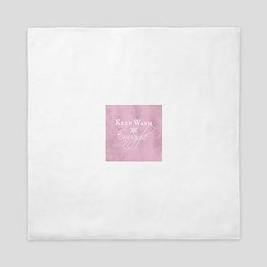Keep Warm Snuggle Queen Duvet