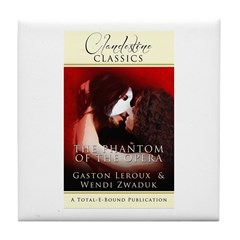 The Phantom of the Opera Tile Coaster