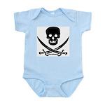 Pirate Fencer Infant Bodysuit