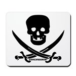 Pirate Fencer Mousepad