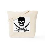 Pirate Fencer Tote Bag