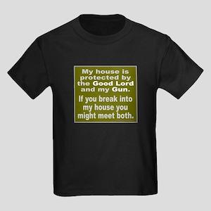 2ND/SECOND AMENDMENT Kids Dark T-Shirt
