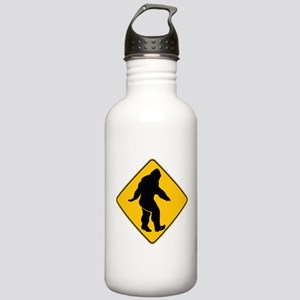 Bigfoot crossing Stainless Water Bottle 1.0L