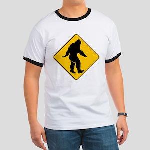 Bigfoot crossing Ringer T
