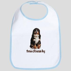 Bernese Mtn Dog Bib