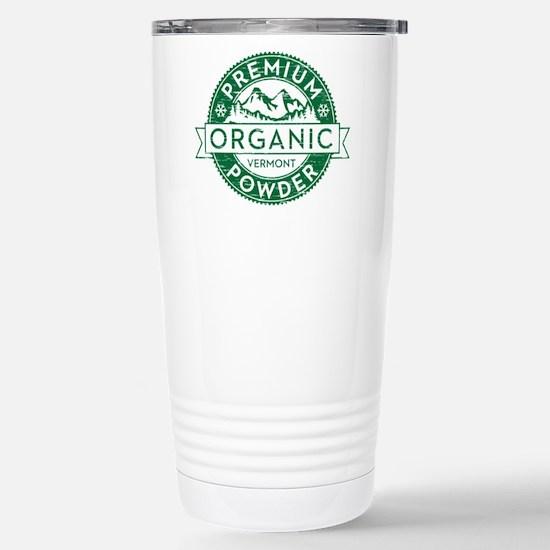 Vermont Powder Stainless Steel Travel Mug