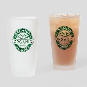 Vermont Powder Drinking Glass