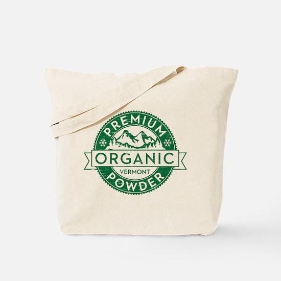Vermont Powder Tote Bag