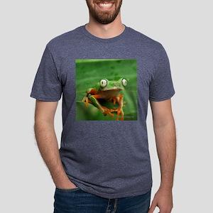 hulli Mens Tri-blend T-Shirt