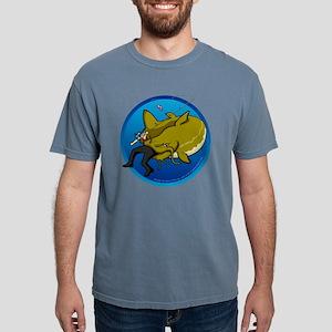 Catfish Attack Mens Comfort Colors Shirt