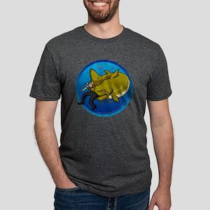 Catfish Attack Mens Tri-blend T-Shirt