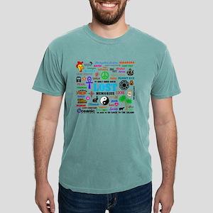 Lost Mens Comfort Colors Shirt