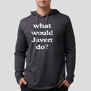 ww-javertW Mens Hooded Shirt