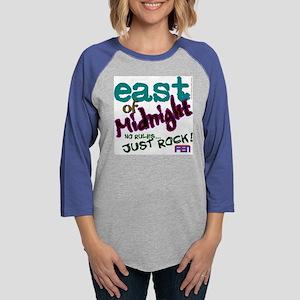 East of Midnight shirt Womens Baseball Tee