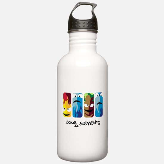 Four Elements Water Bottle