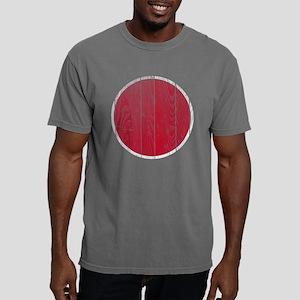 Japan Roundel Wood.png Mens Comfort Colors Shirt