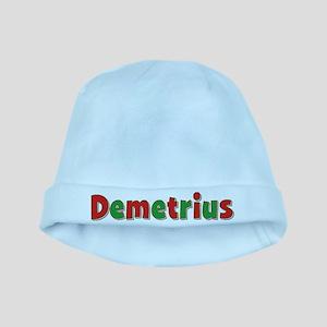 Demetrius Christmas baby hat