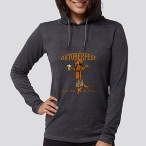 lhoktoberfest11x11 Womens Hooded Shirt