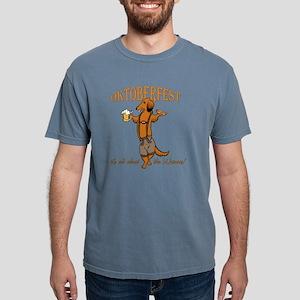 lhoktoberfest11x11 Mens Comfort Colors Shirt