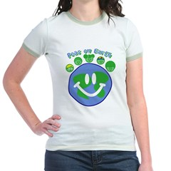 Peas On Earth T
