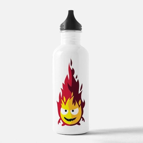 The fire elemental Water Bottle