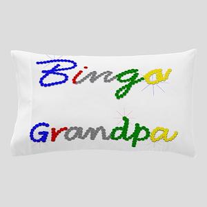 Bingo Grandpa Pillow Case