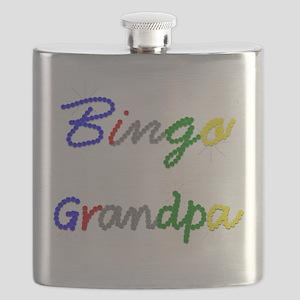 Bingo Grandpa Flask