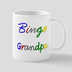Bingo Grandpa Mug