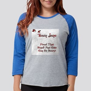 Team Jane Womens Baseball Tee