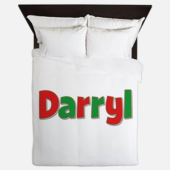 Darryl Christmas Queen Duvet