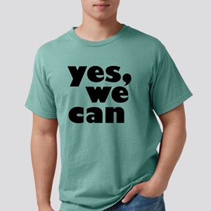 yes_we_can_light Mens Comfort Colors Shirt