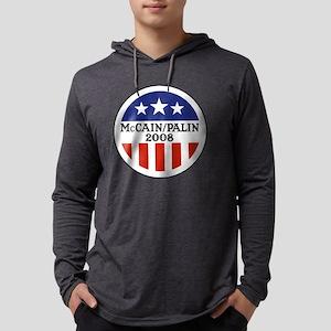 McCainPalin1tee Mens Hooded Shirt