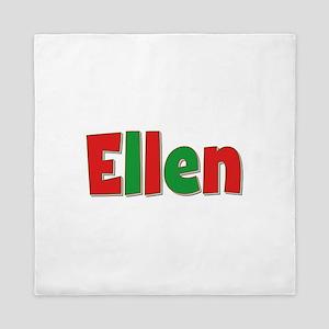 Ellen Christmas Queen Duvet