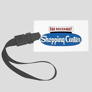 Far Rockaway Shopping Center Luggage Tag