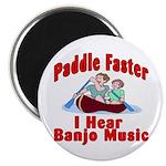 Paddle Faster I Hear Banjo Mu Magnet