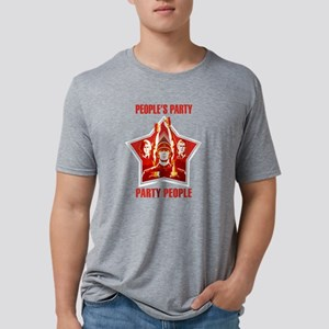 Peoples Party3 Mens Tri-blend T-Shirt