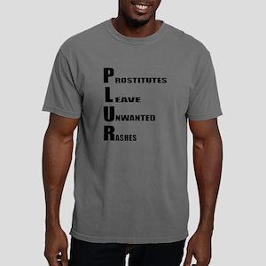 PLURPROSTITUTES Mens Comfort Colors Shirt