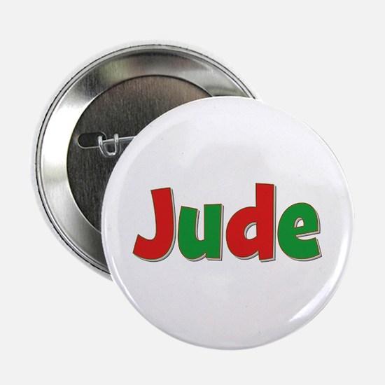 Jude Christmas Button