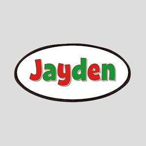 Jayden Christmas Patch