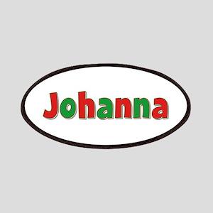 Johanna Christmas Patch
