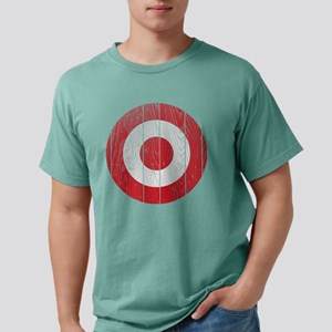 Turkey Roundel Wood Mens Comfort Colors Shirt