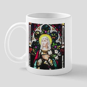 St Theresa Mug