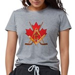 canmasonhockey copy Womens Tri-blend T-Shirt