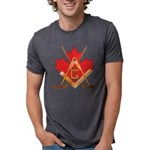 canmasonhockey copy Mens Tri-blend T-Shirt