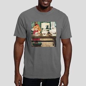 GOLDILOCKS_SQ Mens Comfort Colors Shirt