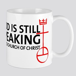 God Is Still Speaking Mug