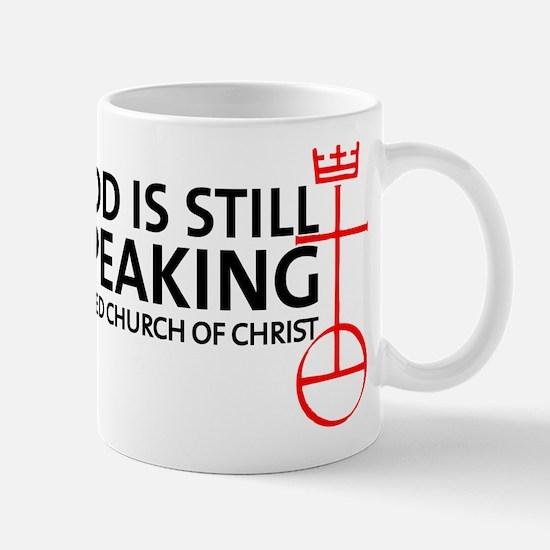 God Is Still Speaking Mug