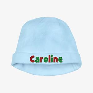Caroline Christmas baby hat