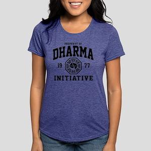 Dharma Womens Tri-blend T-Shirt