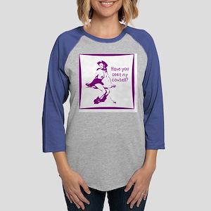 seenbell Womens Baseball Tee